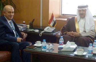 وزير السياحة يستقبل رئيس مجلس إدارة هيئة السياحة السعودية