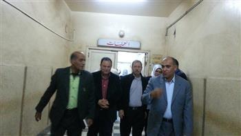 رئيس سمنود يحيل 30 طبيبًا بالمستشفى المركزى للتحقيق | صور