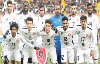 """""""الجزيرة الإماراتى"""" يتغلب على أوكلاند سيتى ويتأهل لربع نهائى كأس العالم للأندية"""