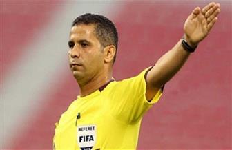 محمود عاشور حكمًا للقاء حرس الحدود والزمالك في كأس مصر