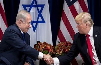 """قبل زيارة نتنياهو لواشنطن.. """"ترامب"""" يعتزم الكشف عن خطة سلام الشرق الأوسط"""