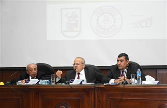 رئيس جامعة القاهرة يفتتح ملتقى التوظيف السنوي لكلية الهندسة.. ويؤكد: نسعى لتزويد الطلاب بالمهارات | صور