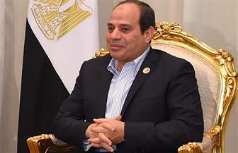 الرئيس السيسي يوقع 3 قوانين بالترخيص لوزير البترول في التعاقد مع شركات التنقيب
