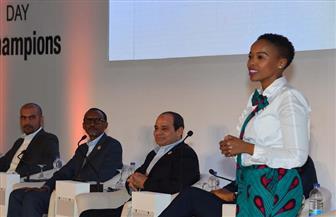 """رئيس """"التعاون الأفريقى"""" باتحاد الصناعات يلتقي نائب رئيس بوروندي لبحث التعاون المشترك"""