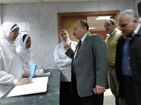 إحالة 136 طبيبًا وممرضة وإداريًا بمستشفى كفر الزيات العام للتحقيق | صور