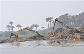 تطهير أقاليم الصرف من 31 ألفًا و624 تعديًا في 3 سنوات