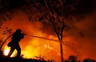 أوامر إخلاء جديدة بسبب حرائق الغابات في ولاية كاليفورنيا