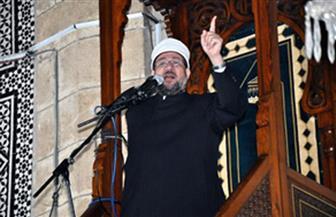 وزير الأوقاف في خطبة الجمعة: القدس عربية وفي نصرتها عز أمتنا وخذلانها ذلها وهوانها