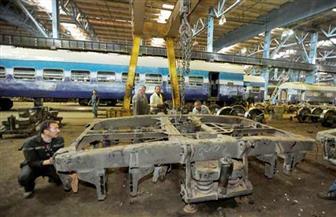 """""""السكك الحديدية"""" تنفي خروج 55% من جرارات القطارات دون صيانة بورش التبين"""