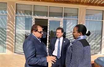 أبو العينين يطالب بمبادرات لحل مشاكل الاستثمار بإفريقيا.. ووزيرة رواندية: نحتاج الخبرات المصرية