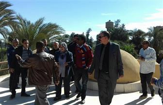 عواض يوجه بالانتهاء من تجهيز بيت ثقافة بني مر لافتتاحه في ذكرى مئوية الزعيم جمال عبدالناصر | صور