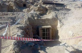 ننشر الصور الأولى لمقبرتين أثريتين بالبر الغربي فى الأقصـر قبل افتتاحهما | صور