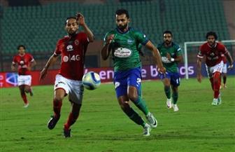 موعد مباراة الأهلى ومصر المقاصة اليوم فى الدوري والقناة الناقلة