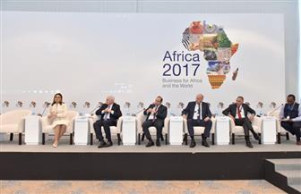 """""""الإفريقي للتصدير""""  و""""التجاري وفا"""" يوقعان مذكرة تفاهم على هامش مؤتمر أفريقيا 2017"""