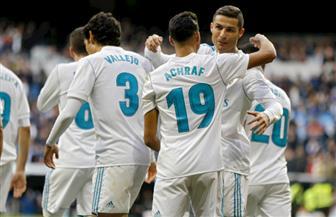 ريال مدريد يكتسح أشبيلية بخماسية في الدوري الإسباني