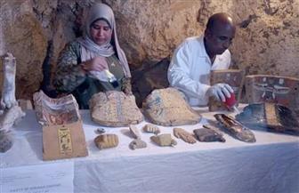 تعرف على تاريخ وتفاصيل جديدة عن المقبرتين المكتشفتين غرب الأقصر