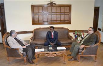 بالصور.. السفير التنزاني يُؤكد اهتمام بلده بالتعاون العلمي مع جامعة الإسكندرية