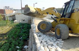 تحرير 140 محضرًا تموينيًا وإزالة 16 حالة تعدٍ على الأراضي الزراعية بساحل سليم في أسيوط