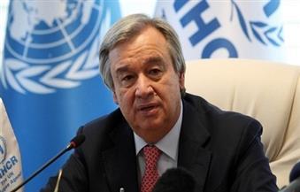 الأمين العام للأمم المتحدة: حل الدولتين بين الفلسطينيين والإسرائيليين أصبح بعيد المنال