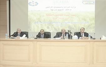 """""""الزراعة"""": تكريم مزارعي القمح الأعلى إنتاجية في اجتماع الحملة القومية للنهوض بمحصول القمح"""