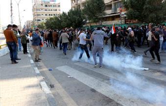 العراق يتعهد باتخاذ إجراءات حيال منفذي الأعمال التخريبية في التظاهرات