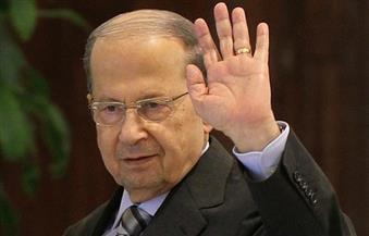الرئيس اللبناني يصل القاهرة للقاء السيسي.. وقمة مصرية - لبنانية ظهر اليوم
