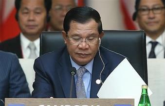 استقالة زعيم المعارضة في كمبوديا
