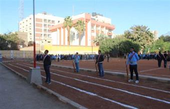 بدء انطلاق مبادرة الانضباط المدرسي بمدارس أسيوط