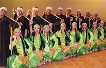 """الفرقة القومية للفنون الشعبية بالواحات تشارك في مهرجان """"الجنادرية للتراث"""" بالسعودية"""