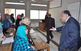 3 أسماء يعلنون الترشح لرئاسة جامعة حلوان