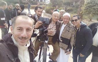 """بالصور.. أبطال فيلم """"أمر إداري"""" يتنازلون عن أجورهم من أجل سعد الدين وهبة"""