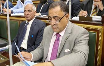 النائب إلهامي عجينة يتصالح مع فرد الأمن بمستشفى المنصورة الجامعي