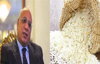نور الدين: التوريد الإجباري للأرز يقضي علي أزماته المتكررة