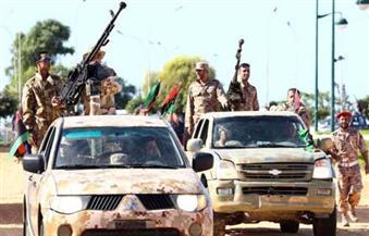 الجيش الليبى يحرر منطقة الهلال النفطى بالكامل