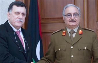 الخارجية الليبية: لقاء حفتر والسراج يمكن أن يحقق الاستقرار السياسي واستتباب الأمن