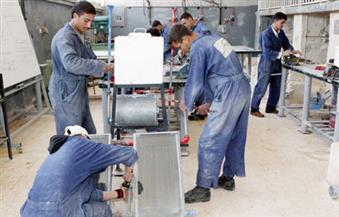بدء تدريب الشباب مجانا على 12 مهنة بمراكز التدريب المهني بالمنوفية