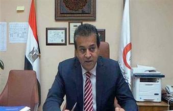 """وزير التعليم العالي يكرم الفائزين بجوائز """"القاهرة الدولي الرابع للابتكار"""""""