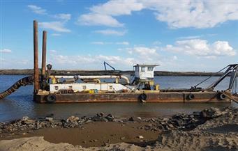 """بعد انخفاض إنتاجها السمكي 40%.. """"الري"""" تدرس تطوير وتنمية بحيرة """"المنزلة"""" لخدمة 40 ألف صياد"""