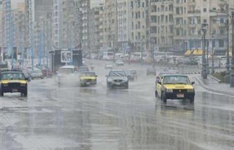 استمرار الطقس السيئ بالإسكندرية.. وغلق الميناء مجددًا بعد ساعات من فتحه