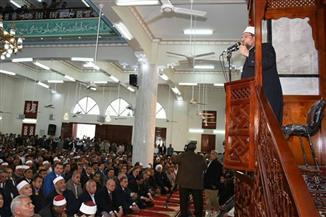 """وزير الأوقاف يفتتح مسجد الكبير بقرية """"سلمنت"""" في الشرقية"""