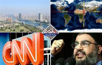 """""""CNN"""" تناقض نفسها..جوجل يحدد موقع الكعبة.. ضرب البنية التحتية للبنان.. طقس بارد غدًا بنشرة الثالثة"""