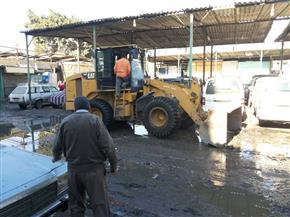 رفع حالة الطوارئ بالزقازيق لمواجهة آثار الأمطار بالشرقية