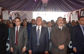 بالصور.. محافظ كفرالشيخ يُطلق فعاليات أول مؤتمر للشباب يعقد بقرية ويُناقش خلاله 6 محاور رئيسية