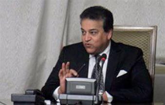 عبد الغفار: علاقات تاريخية تربط مصر بالصين فى مجالات التعليم والبحث العلمي