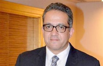 """وزير الآثار يعلن تشكيل لجنة مختصة للحفاظ على تراث الإسكندرية في حفل تأبين """"العبادي"""""""