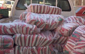 تموين الشرقية: ضبط 27 طن سكر و5 أطنان أسمنت وطن أرز قبل بيعها بالسوق السوداء