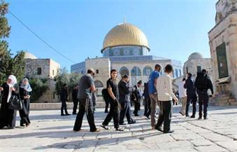عشرات المستوطنين يقتحمون المسجد الأقصى بإشراف شرطة الاحتلال