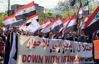 الأحوازيون العرب ينتفضون بإيران.. ومظاهرات داعمة بأوروبا