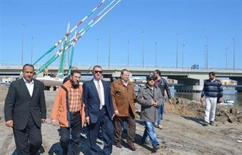 بالفيديو.. محافظ كفرالشيخ يترأس حملة لإزالة التعديات على بوغاز وبحيرة البرلس