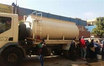 قطع المياه عن امتداد رمسيس وعدد من المناطق.. غدًا